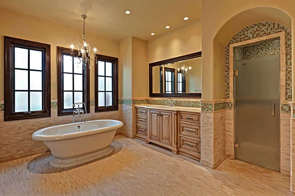 Custom Bathroom Vanities Phoenix Az bathroom vanities for phoenix az homes | copper canyon