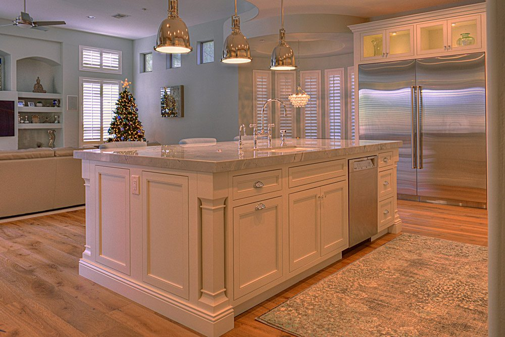 kitchen cabinets can be painted to accent a wall color or stained to over 100 colors with custom cabinets for your kitchen you can have it all - Canyon Kitchen Cabinets