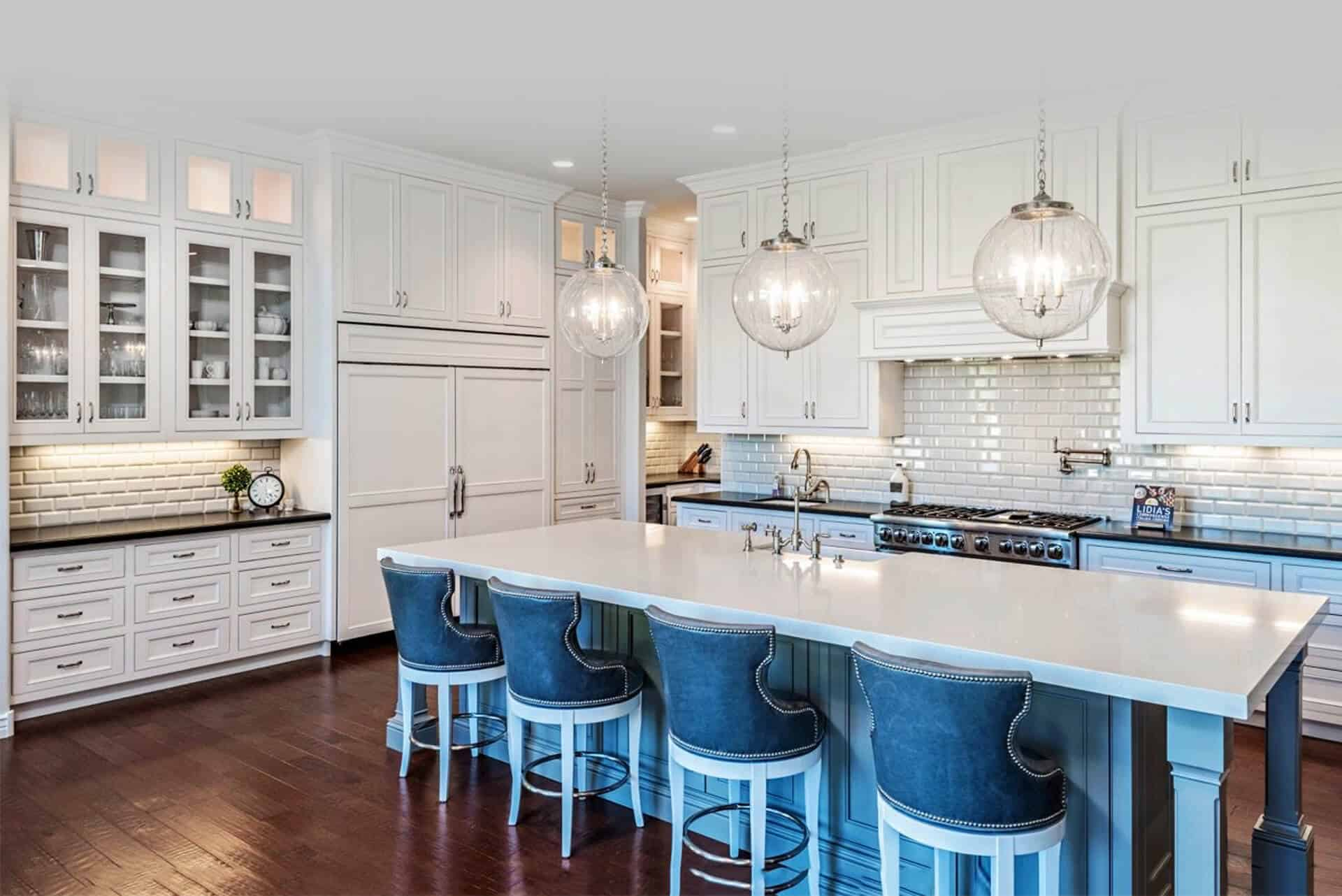 How to Care for Wooden Custom Kitchen Cabinets - Copper ...