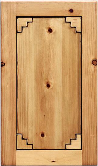 Sante Fe Custom Cabinet Door