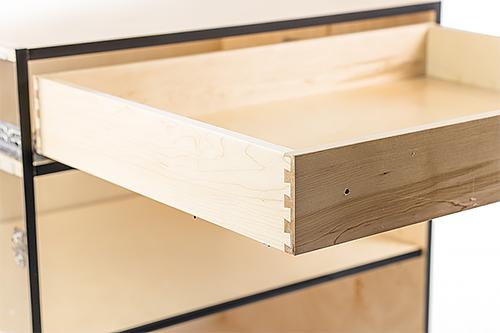 Dovetail Custom Cabinet Drawers