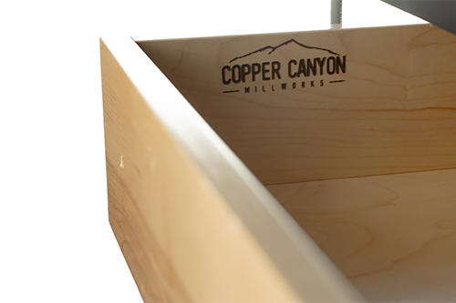 Drawer Boxes for Custom Cabinets